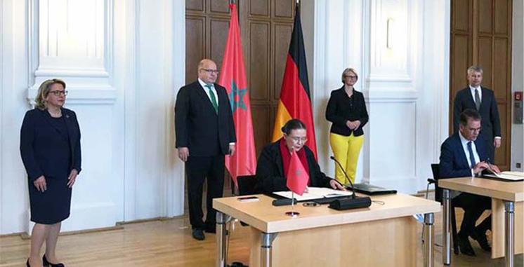 Le Maroc se met à l'hydrogène : Un partenariat avec l'Allemagne vient d'être signé pour le développement de la production