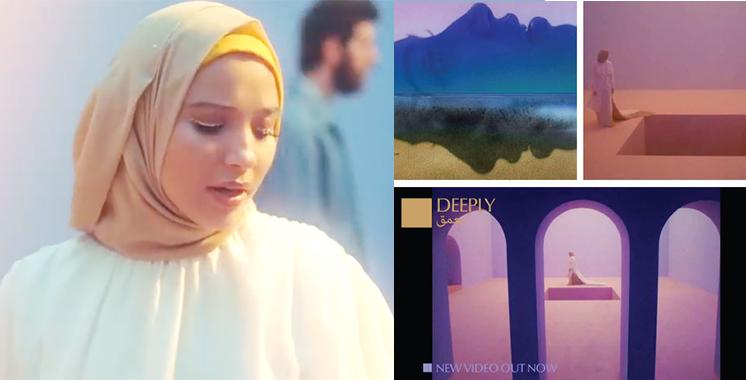 Meryem Aboulouafa exalte la prière musulmane et sa gestuelle poétique