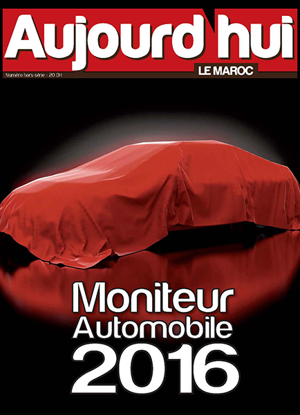 Moniteur Automobile 2016