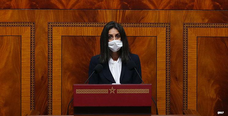 Impact de la Covid-19 : Nadia Fettah Alaoui dresse l'état des lieux