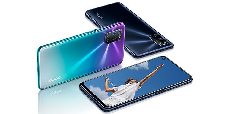 Smartphones : La série A de Oppo accueille le tout nouveau A92