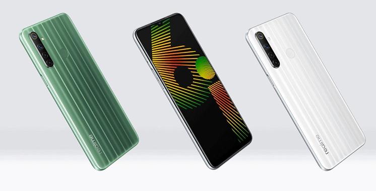 realme 6i : Un smartphone performant milieu de gamme à un prix accessible