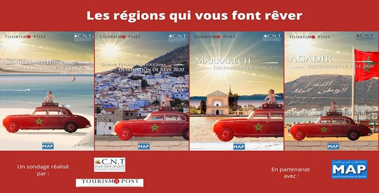 Tourisme interne : 4 territoires séduisent les Marocains