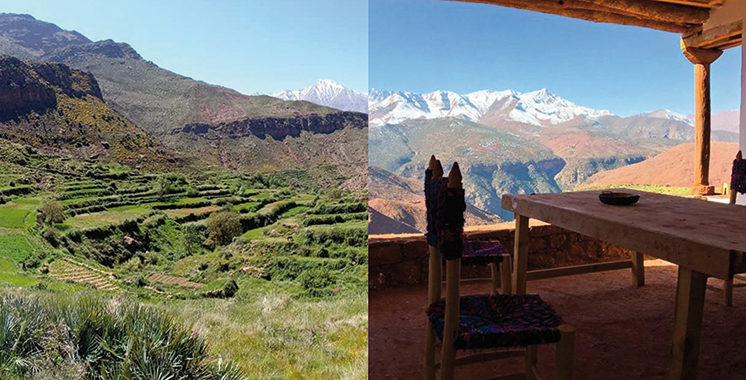 Écotourisme au Maroc: Voici des lieux inédits pour se reconnecter à la nature