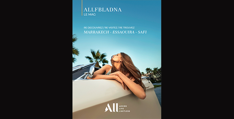 Allfbladna, une publication signée  All Accor Live Limitless
