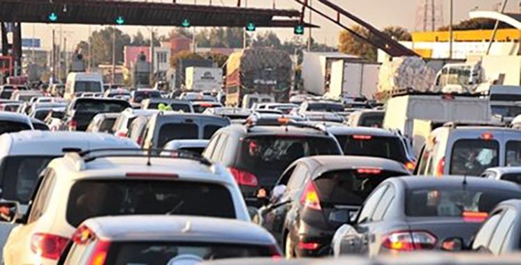 Après l'annonce de la fermeture de 8 villes: Une vingtaine d'accidents et zéro décés sur le réseau autoroutier