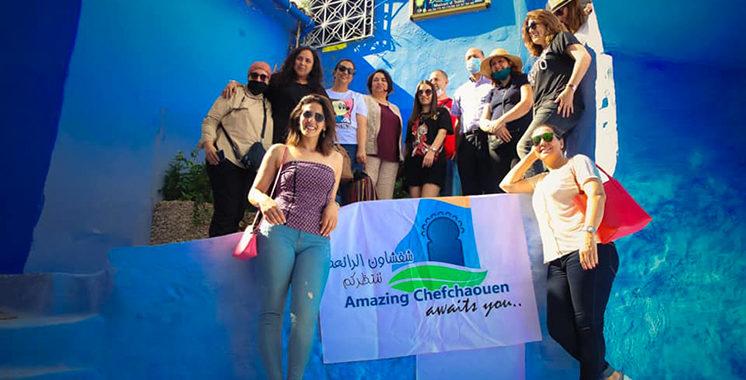 «Chefchaouen la merveilleuse vous attend»,  une campagne lancée pour promouvoir la destination