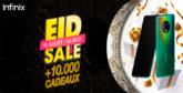 A l'occasion de la fête du Sacrifice, Infinix lance la promotion «Eid Big Sales»