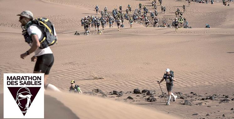 Covid19 oblige : Le 35è Marathon des sables reporté à 2021