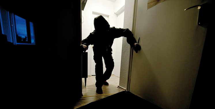 Al Hoceïma : Quatre ans de prison  pour un cambrioleur d'appartements