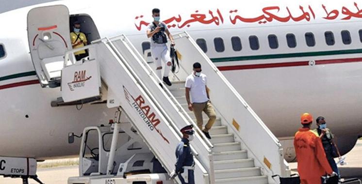 278 Marocains bloqués à Oman, au Qatar et en Jordanie regagnent le Royaume