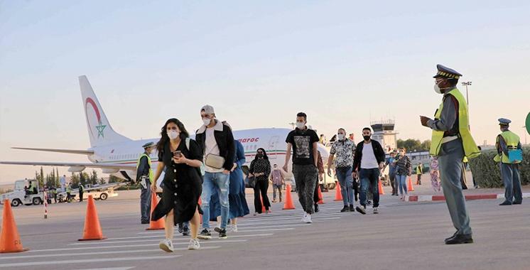 Rapatriement des Marocains bloqués en Turquie : 2 nouveaux vols et 230 citoyens transportés samedi