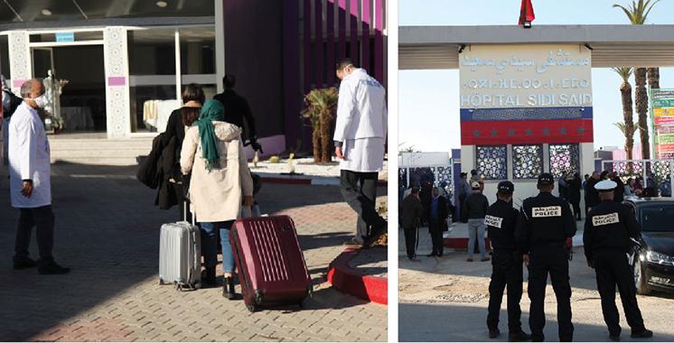 Sur Instructions Royales: Le Maroc rapatrie ses ressortissants de Wuhan