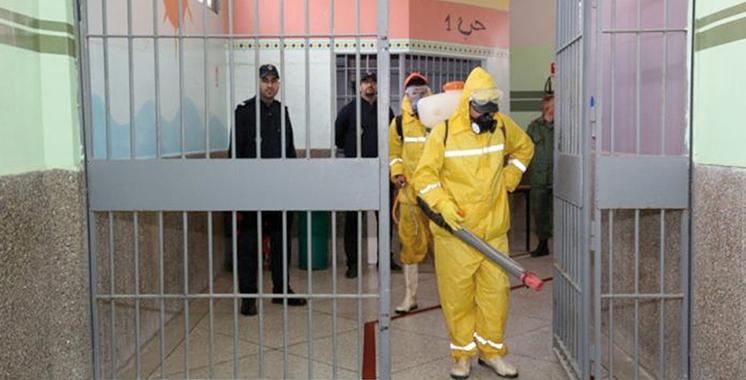 Contamination à la Covid-19 : Les précisions de la prison locale Tanger 1