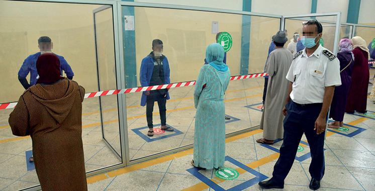 Mesures de précaution: Suspension des visites familiales dans certains établissements pénitentiaires