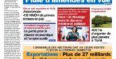Journal Électronique du Vendredi 7 août 2020