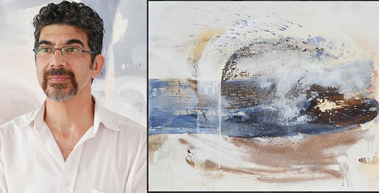 Entretien Avec Anas Bouanani Artiste Peintre J Ai Des Projets Plein La Tete Aujourd Hui Le Maroc