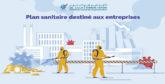 CGEM: Lancement d'un plan sanitaire destiné aux entreprises