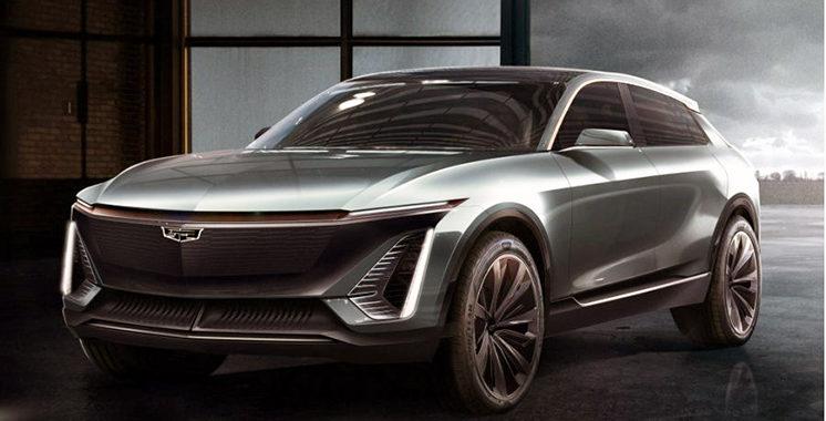 Véhicule entièrement électrique de la marque de luxe Cadillac : General Motors s'apprête à dévoiler le Lyriq