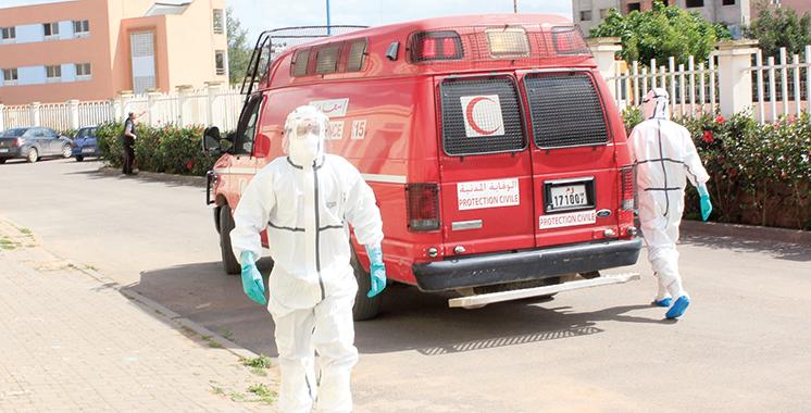 Covid-19 / Maroc : La situation épidémiologique au 12 juillet 2021 à 16H00