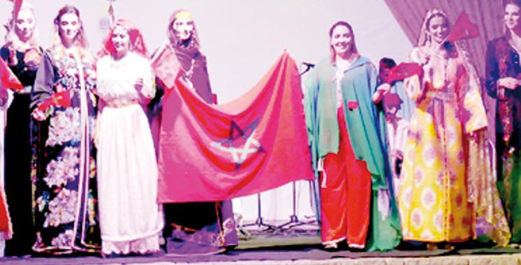 Semaine culturelle marocaine dans les centres commerciaux «El Corte Ingles» du sud d'Espagne