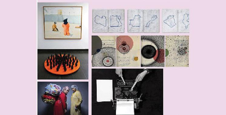«La Vague Blanche» à Casablanca: Lumière sur les 20 ans d'art contemporain marocain