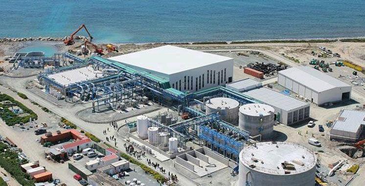 Mégaprojet de dessalement de Chtouka : Le premier tunnelier arrive |  Aujourd'hui le Maroc