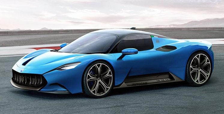100% Maserati : Le nouveau moteur Nettuno dévoilé septembre prochain à Modène