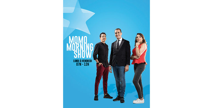 Hit Radio : «Momo Morning Show» reprendra en septembre