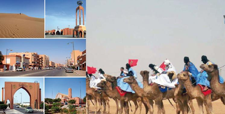 La marocanité du Sahara et l'allégeance aux Sultans du Maroc sont portées par les tribus sahariennes