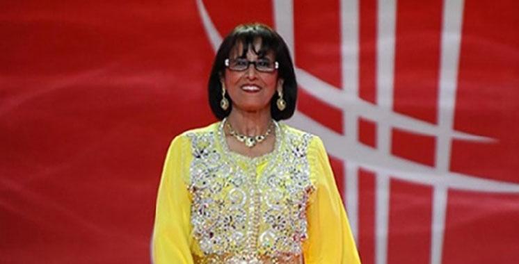 Touria Jebrane Kraytif vient de rendre l'âme : Adieu la grande artiste !