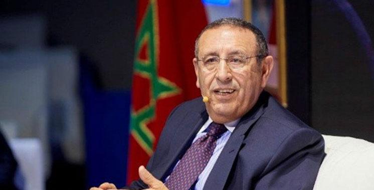 Amrani met en lumière la vision Royale pour un Maroc de paix et de prospérité