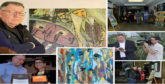 En attendant ses prochaines expositions : Lumière sur la peinture poétique de Jamal Bousselham