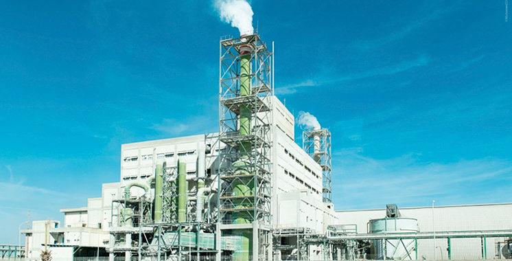 Bientôt une usine de production d'acide phosphorique à Jorf Lasfar