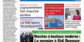Journal Électronique du Mercredi 16 Septembre 2020