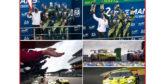 Aston Martin à la tête  du podium