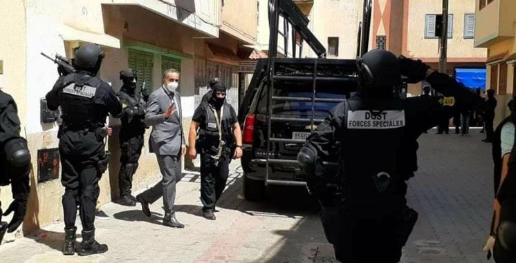 Le BCIJ démantèle une cellule terroriste liée à Daech