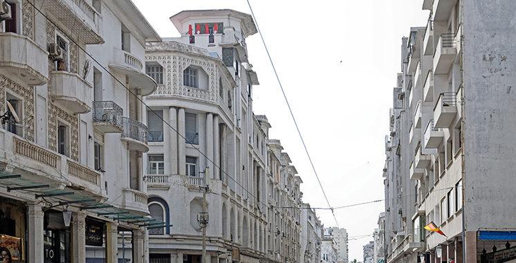 Un programme de mise à niveau du centre-ville historique de Casablanca voit le jour