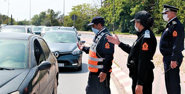Grand Casablanca / provinces de Berrechid et Benslimane : Prolongation des restrictions pour 4 semaines