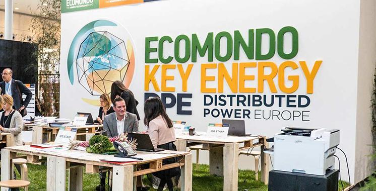 Ecomondo et Key Energy 2021 : deux salons leaders de l'économie verte et des énergies renouvelables dans le bassin euro-méditerranéen