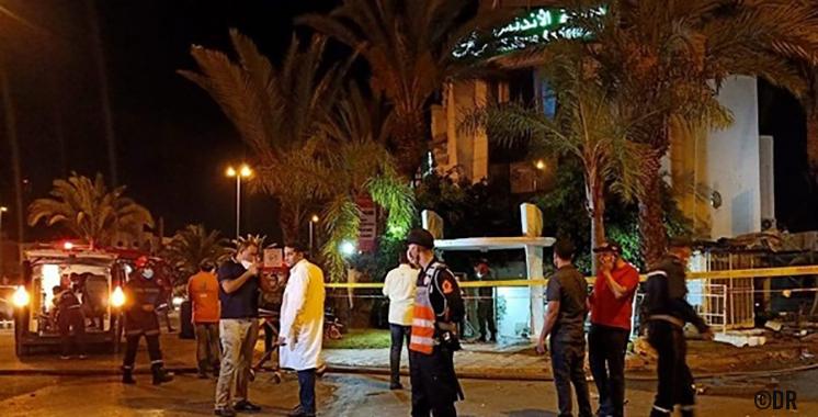 Explosion de bonbonnes de gaz dans une clinique à Casablanca