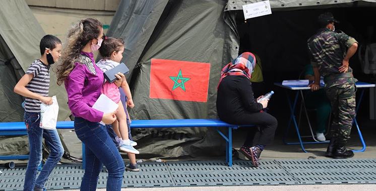 Hôpital militaire marocain à Beyrouth : Plus de 22.300 prestations médicales prodiguées