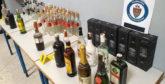 Had Soualem Destruction d'importantes quantités de boissons alcoolisées saisies