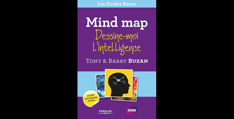 Mind Map : Dessine-moi l'intelligence,  de Tony Buzan