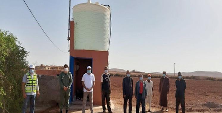 OCP contribue à l'approvisionnement des populations de Rehamna et Youssoufia en eau potable
