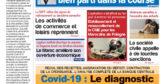 Journal Électronique du Mercredi 23 Septembre 2020