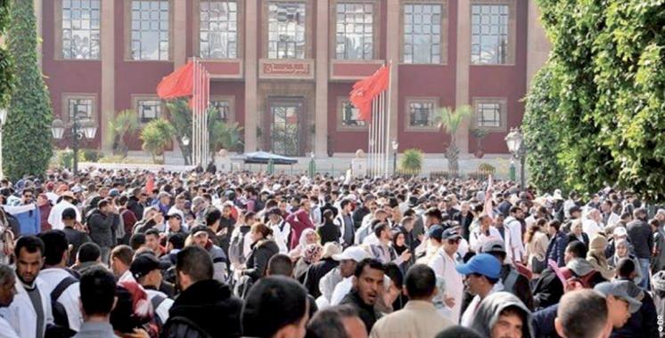 Appel à un sit-in devant le Parlement : les autorités de Rabat annoncent l'interdiction de tout rassemblement qui représente une violation de l'état d'urgence sanitaire