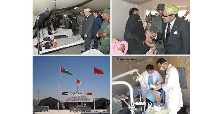 Hôpital Zaatari des FAR : Mission accomplie