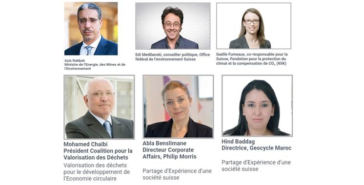 Valorisation des déchets : Un partenariat Maroc-Suisse à l'étude