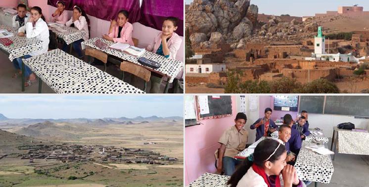 Une opération initiée par Alpha 55 pour une association : Faites don de cartables pour les élèves du rural !